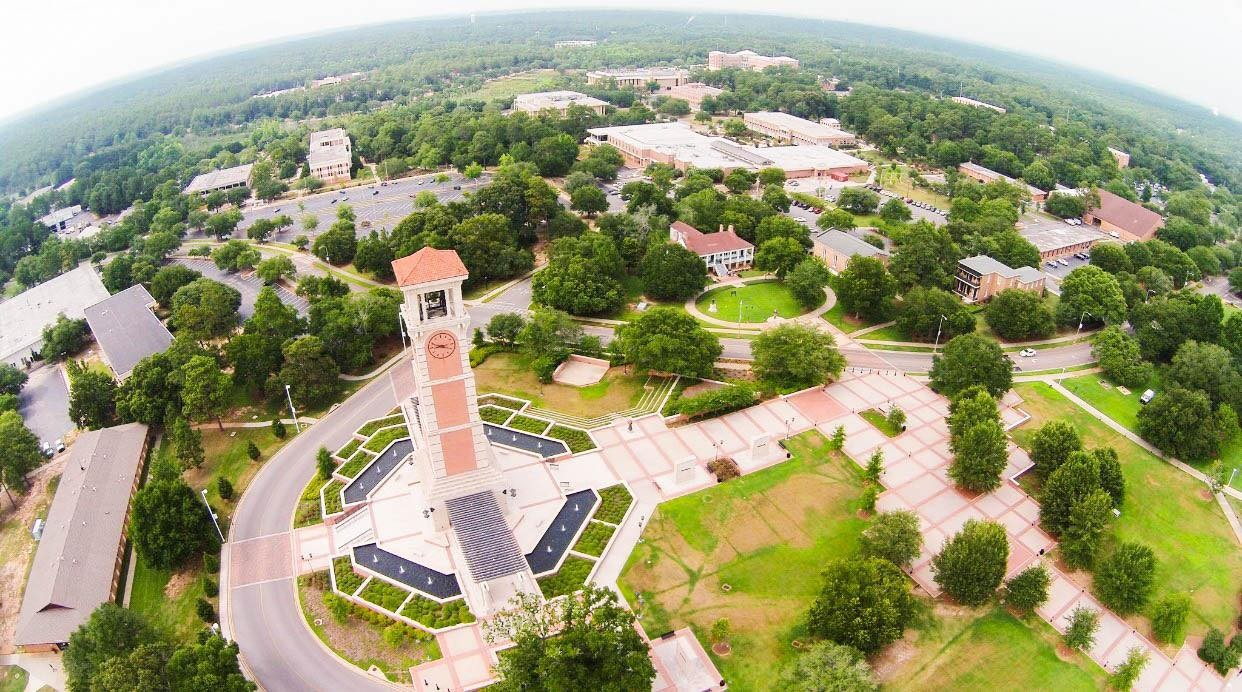 Study at the University of South Alabama
