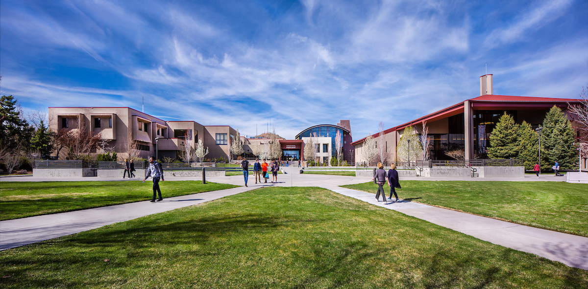 Student Views: Find out what life is like in Nevada at Truckee Meadows Community College!