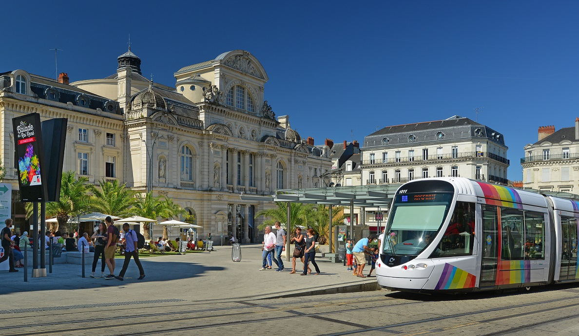 ​​​​5 Reasons Angers is the Perfect University City