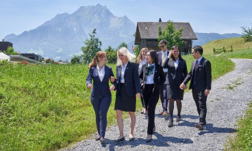 In Switzerland, Prepare for a Successful Hospitality Career