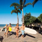 Student Life on Australia's Sunshine Coast