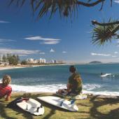 Vida estudiantil en la Sunshine Coast de Australia