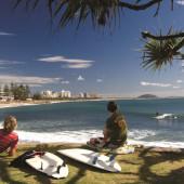 Vida de estudante na Australia Sunshine Coast