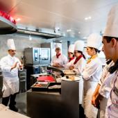 Estude Artes Culinárias na Suíça