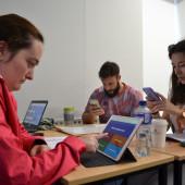 Aprende inglés en Dublin con Future Learning