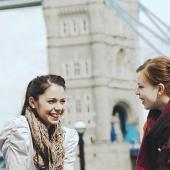 Nhận bằng thạc sĩ danh giá tại Đại học Middlesex - thủ đô London, nước Anh