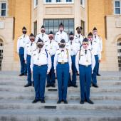 Instituto Militar do Novo México recebe de forma segura novos e antigos cadetes
