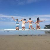 Madurar y prosperar en un intercambio a Nueva Zelanda