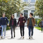 10 razões para estudar em uma universidade privada na França