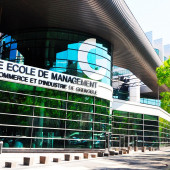 Học kinh doanh tại Trường Quản trị Grenoble (Pháp)