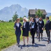 Prepárate para una carrera exitosa en la industria hotelera en Suiza.